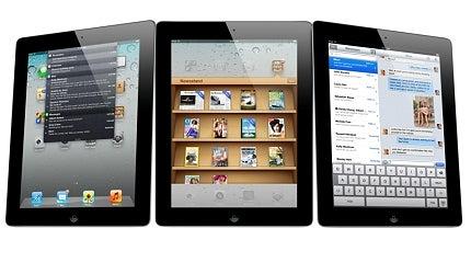 Apple's iPad tablet