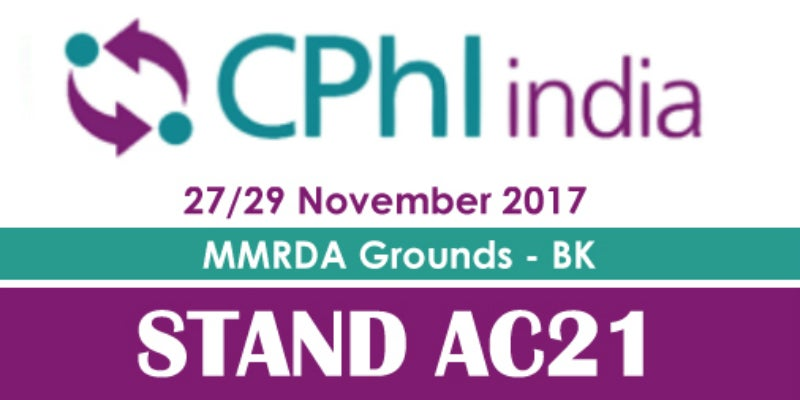 CPhI India in Mumbai