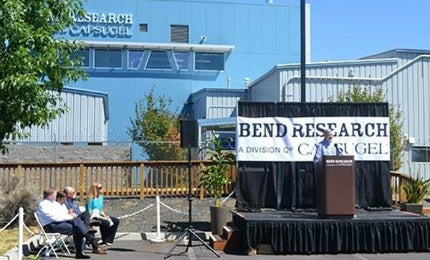 Capsugel's Bend R&D is the biggest integrated facility in North America.