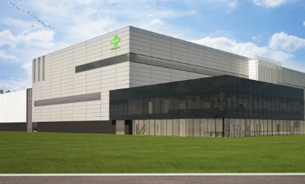 Green Cross Biotherapeutics is setting up Canada's first IVIG and albumin manufacturing plant.