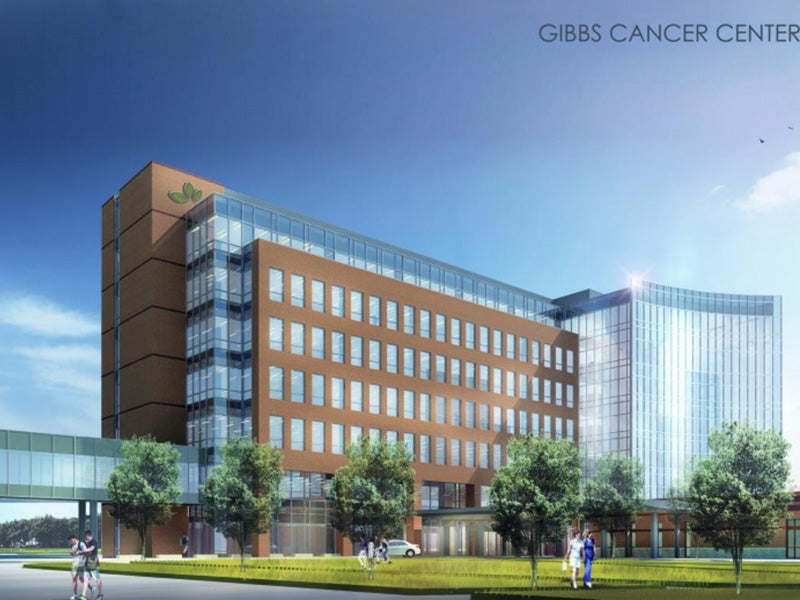 Gibbs Cancer Centre & Research Institute