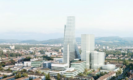 Roche announced a $3.1bn investment plan to expand its Basel site in October 2014.