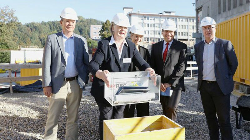 Cancer centre constructed at Lausanne hospital