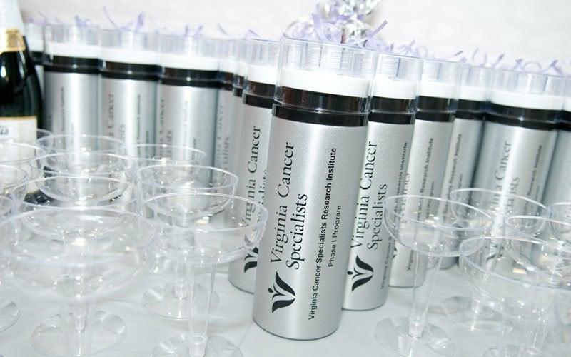 VCS logo drinkware