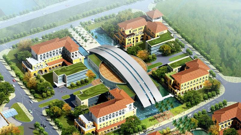 WuXi Biologics production plant