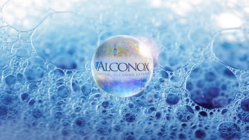Alconox critical cleaning liquids and powders.