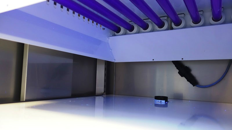 Photo-Stability Chamber for pharmaceuticals and cosmetics.