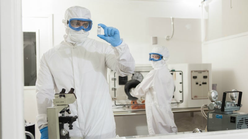 Aramark Cleanroom Services