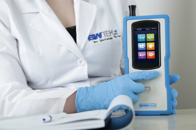 B&W Tek produces optical spectroscopy and laser instrumentation.