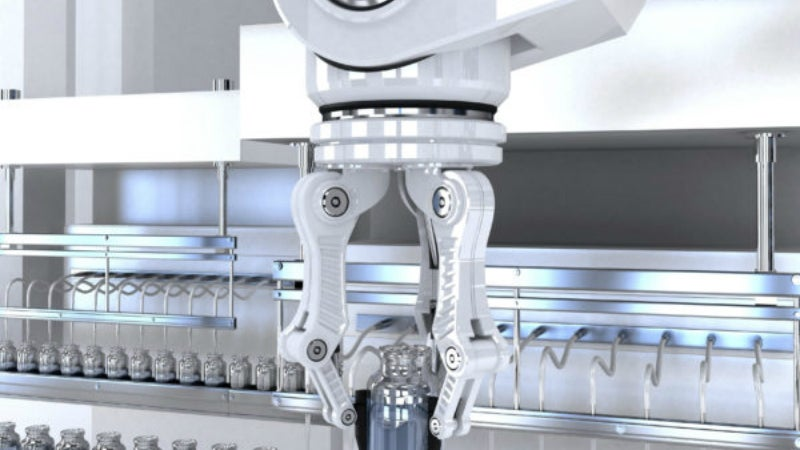 Contamination Control Cleanroom Robot - Pharmaceutical Technology