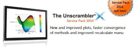 The Unscrambler X version 10.3 delivers advanced multivariate data analysis software that is easy to use and offers exceptional data visualisation.