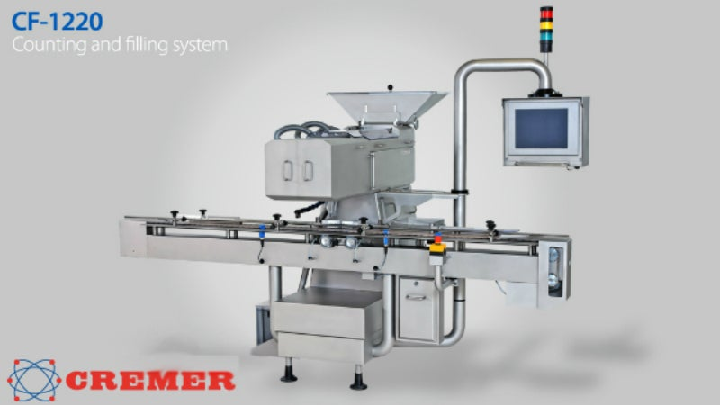 Product counting and packaging systems
