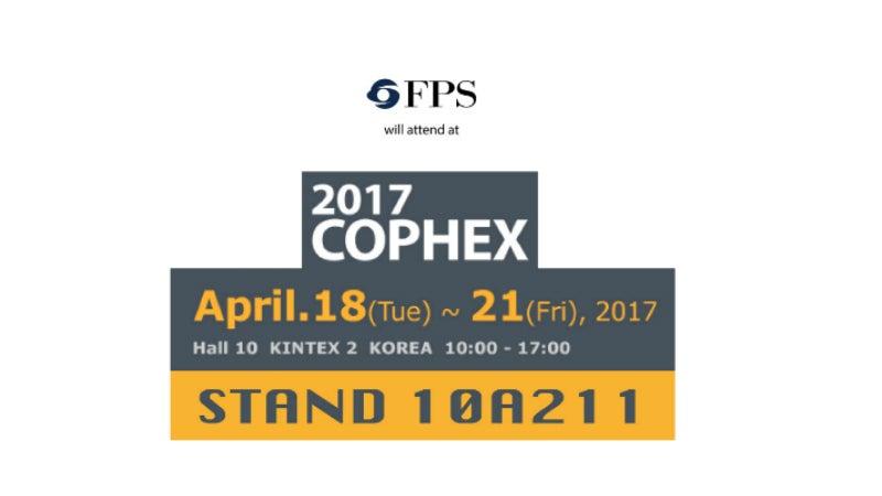 FPS Attends COPHEX