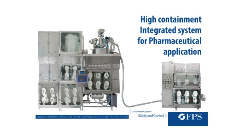 High-containment integrated system