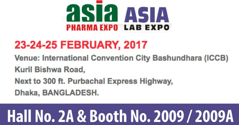 FPS to attend Asia Pharma Expo