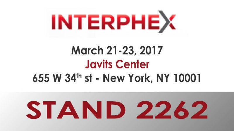 FPS to attend INTERPHEX
