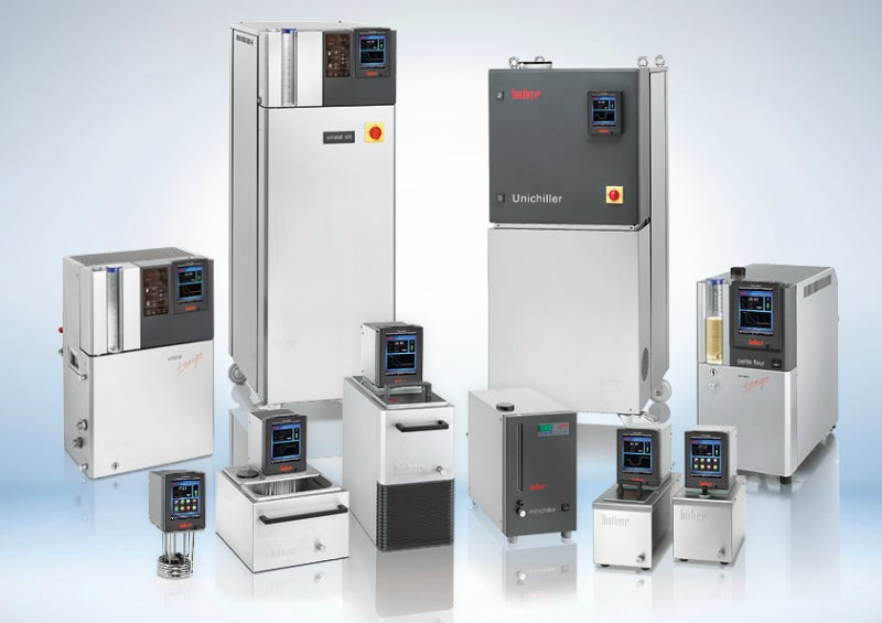Huber Kältemaschinenbau produces high precision thermoregulation solutions.