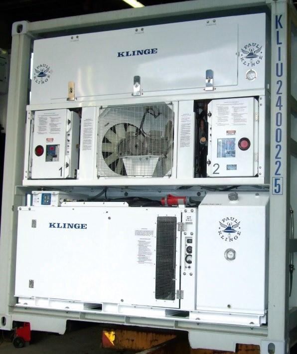 klinge temperature control