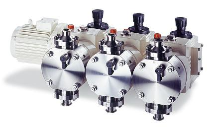Ecoflow sanitary hygienic diaphragm metering pump lewa ecoflow is an innovative universal diaphragm pump the technology is the most advanced in the world the sanitaryhygienic variant offers maximum ccuart Gallery