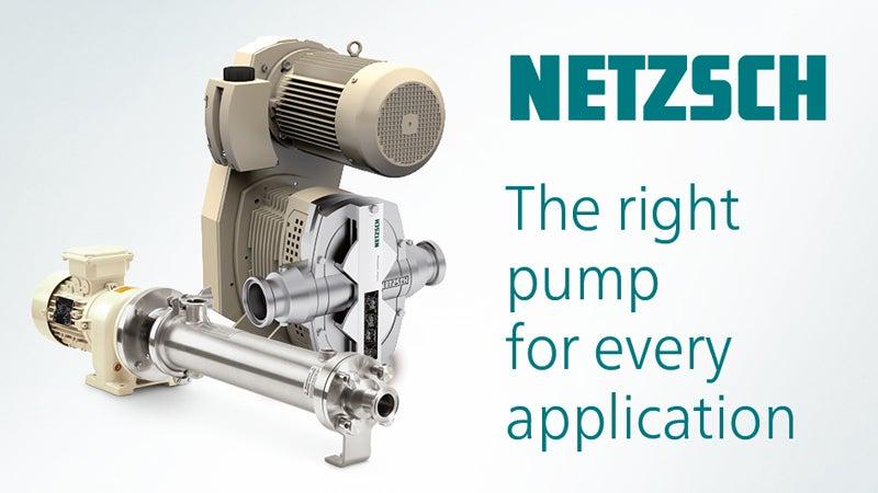 netzch pumps