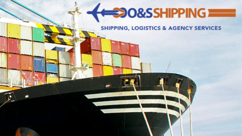 Worldwide shipping services by air, sea, or land