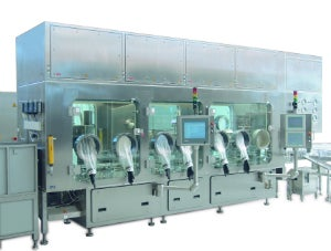 At Interphex, Optima Pharma will exhibit the OPTIMA H4 filling and closing machine.