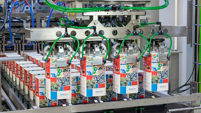 Optima's New Packaging Solution