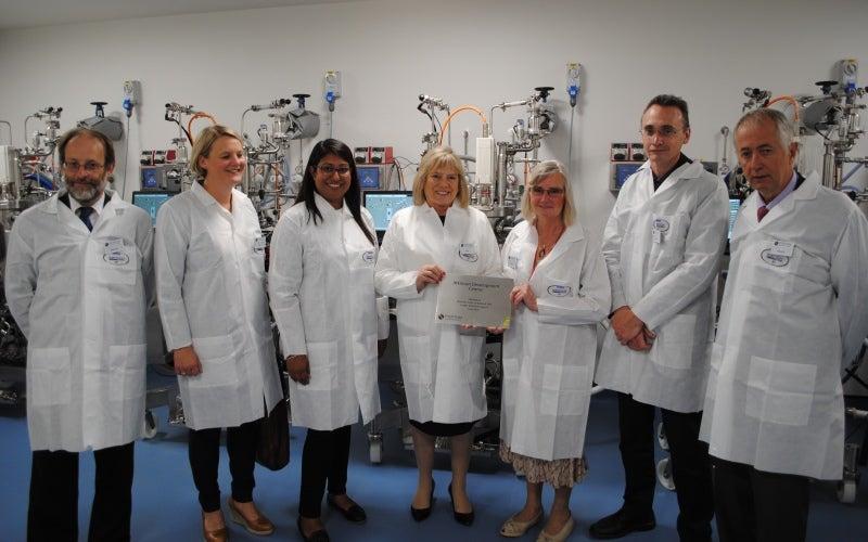 new PBL laboratory
