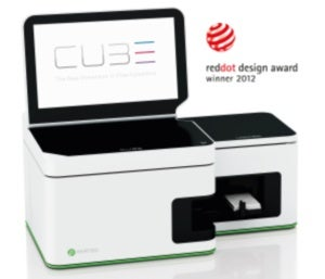 Award for innovative high-performance cell analysis and sorting system.