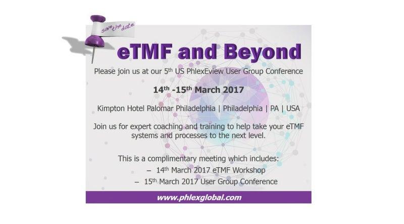 etmf conference dates change