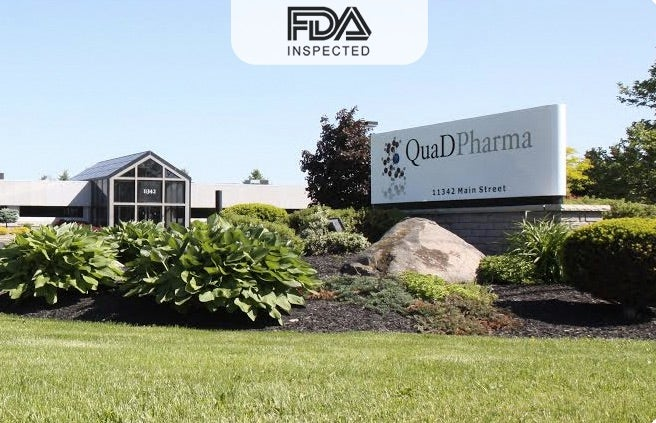 QuaDPharma offers small to mid-scale current good manufacturing practice (cGMP) manufacturing services.