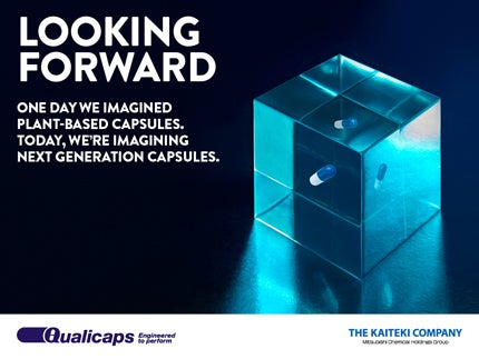 Qualicaps manufactures hard capsules and creates new forms of drug administration.