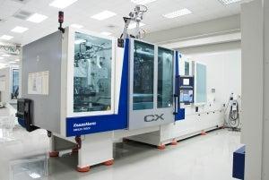 Kraussmaffei Molding Machine