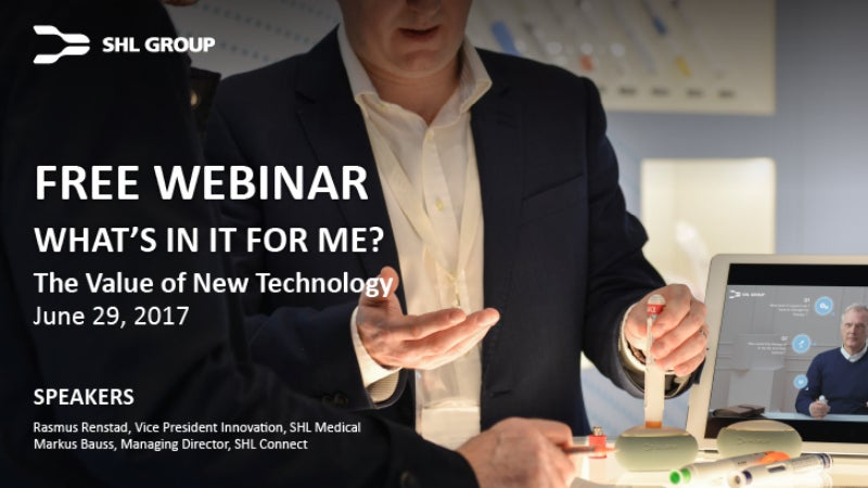 Webinar on new technollogies in digital and health drug delivery