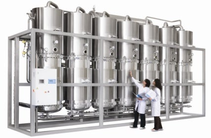 super-heated water autoclaves