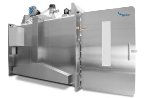 Telstar bio-decontamination chamber