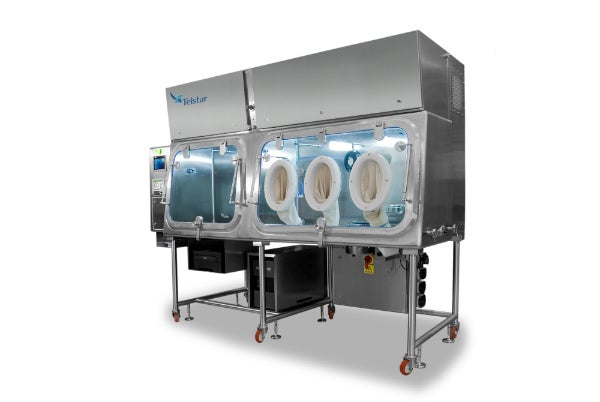 During Interphex in New York from 26-28 April, Telstar will promote the latest generation of sterility test isolators integrated with the ionised hydrogen peroxide (ionHP) bio-decontamination system, which has been proven to dramatically decrease cycle times.