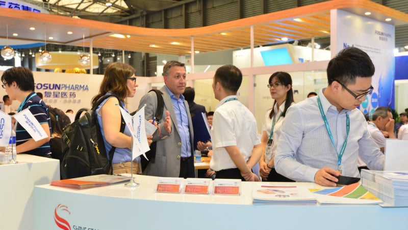 CPhl international pharmaceutical trade show
