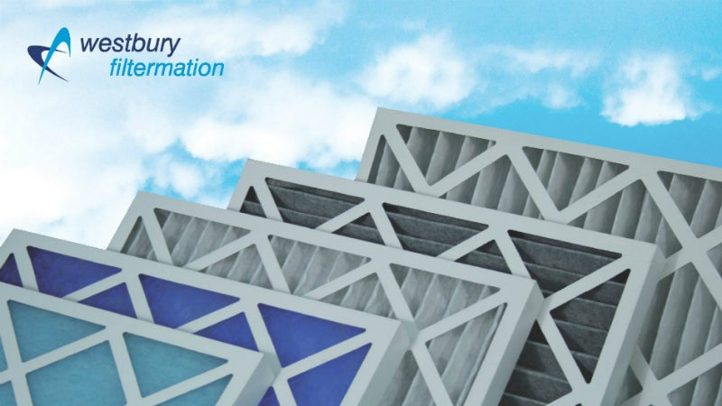 Westbury Filtermation manufactures air filters for the pharmaceutical industry.
