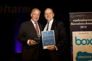 Nominated for the Lifetime Value Achievement Award for the second year in a row, Mr Doliveux is now recognised for developing UCB into a focused, patient-centric industry leader recognised for growth and a strong pipeline.