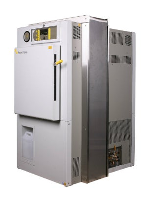 QCS 150 Pass-Through autoclave