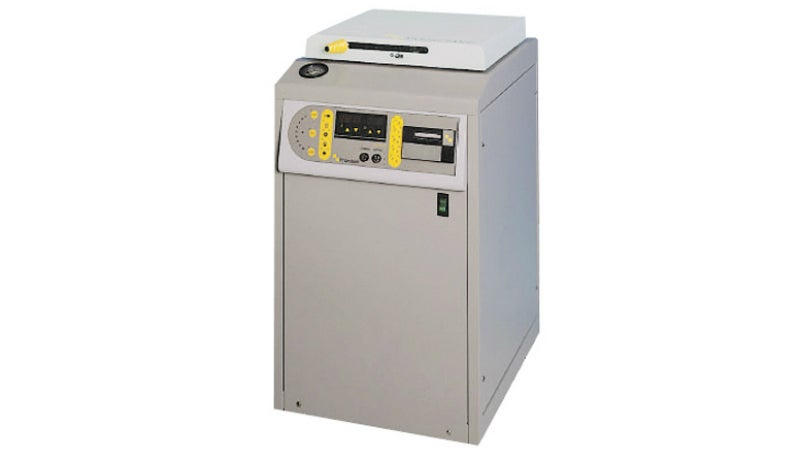 Custom laboratory autoclaves