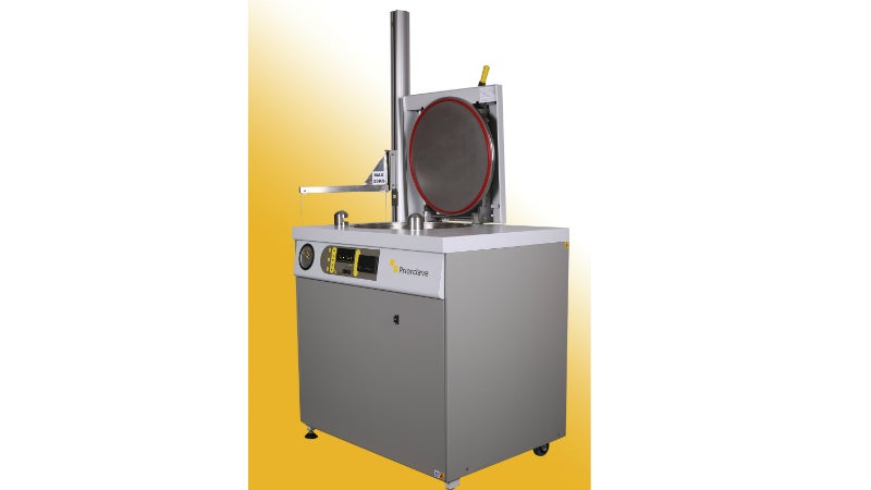 QCS Top Loading Autoclave