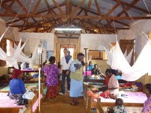 Malaria clinic